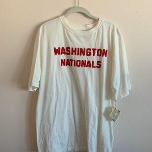"""Red Jacket"" Washington Nationals T-Shirt"